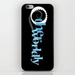 Otherworldly Logo iPhone Skin