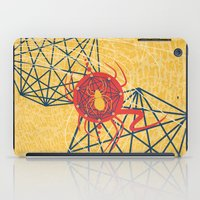 spider iPad Cases featuring SPIDER by Armin Barducci