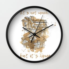 It's Not Much Wall Clock