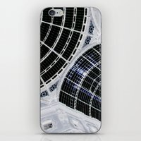 milan iPhone & iPod Skins featuring Milan 2 by Alev Takil