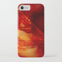 passion iPhone & iPod Cases featuring Passion by Fine2art