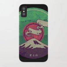 Mt. Fuji Slim Case iPhone X