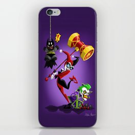 Harley Quinn iPhone Skin