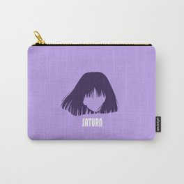 Sailor Saturn Carry-All Pouch
