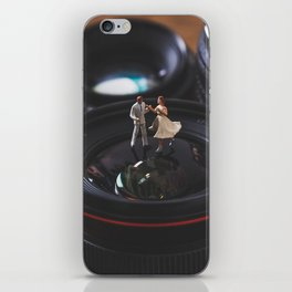 Photography Dance  iPhone Skin