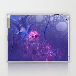 Under the sea - Abstract magic with fractals Laptop & iPad Skin