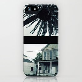NOLA Dog on a Roof iPhone Case