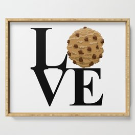 LOVE Cookies Serving Tray