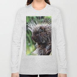 toony New World porcupines ( Erethizontidae) Long Sleeve T-shirt