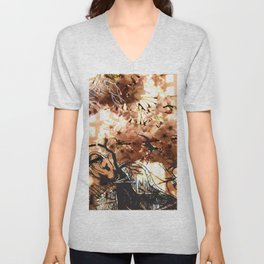 Evanescent Encounter Unisex V-Neck