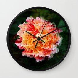 Rose - lovesickness Wall Clock