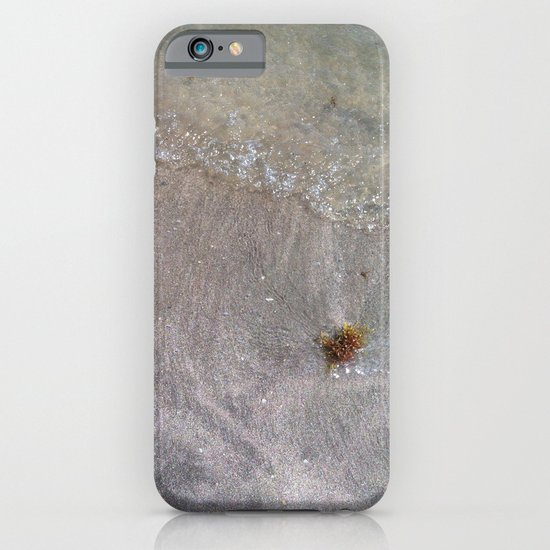 Sandy Waves iPhone & iPod Case