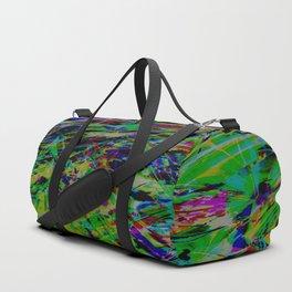 UFO Beam Duffle Bag