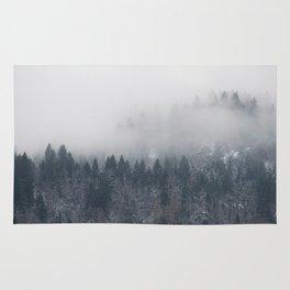 Misty Forest Rug