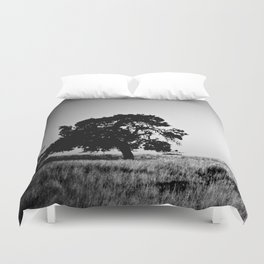 Field Of Empty Dreams Duvet Cover