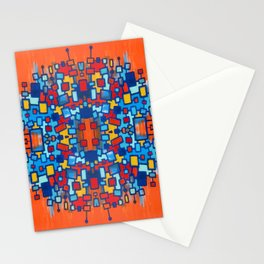 La Famille Multiplied Stationery Cards
