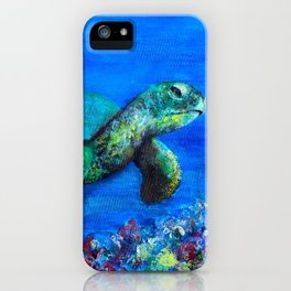 Look at my World (while there is time) iPhone Case