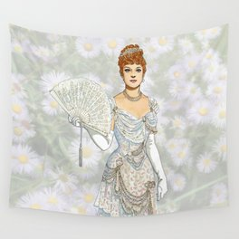 Bride Wall Tapestry