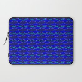 Sharks And Waves Laptop Sleeve