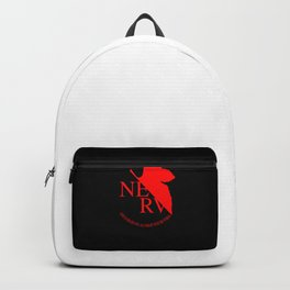 Nerv Logo Backpack