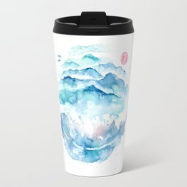 As If the World I Carry Could Crush Me Travel Mug
