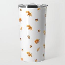 Squirrels&Cones Travel Mug