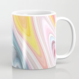 Marble Waves Coffee Mug