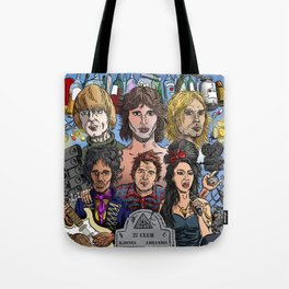 27 Club Tote Bag