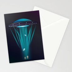 Abductees Stationery Cards