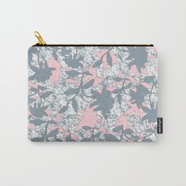 """Vintage Flower Power"" Carry-All Pouch"