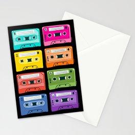 mixtapes Stationery Cards