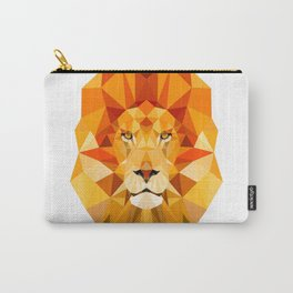Lion, The King of the Jungle Carry-All Pouch