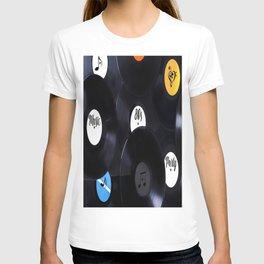 LP 80s Music T-shirt