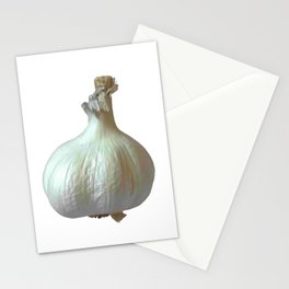 Garlic Solo Stationery Cards