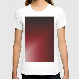 Red Gradient T-shirt