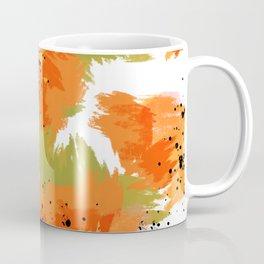 Papaya Explosion #society6 #papaya Coffee Mug