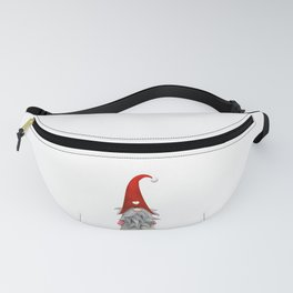 Christmas gnome Fanny Pack