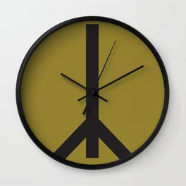 Showtasting - Rune 9 Wall Clock