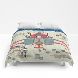 Moon Lem 1969 Comforters