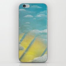Ode to Summer Nights (Version 2) iPhone & iPod Skin