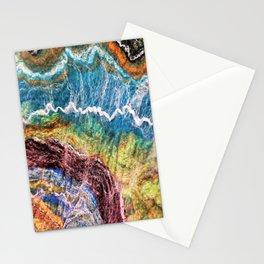 Emerald II - Sheer Fashion Stationery Cards