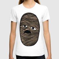 potato T-shirts featuring Potato by David Ernst