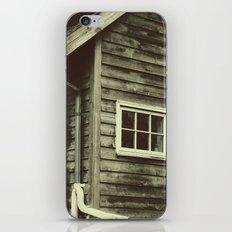 Drive Shed iPhone & iPod Skin