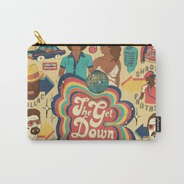 LONG LIVE THE REVOLUTION Carry-All Pouch