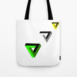 Triangled Tote Bag