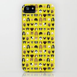 All the Dogs iPhone Case