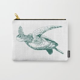 Kemp's Ridley Sea Turtle Carry-All Pouch