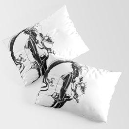 Fetish Girl Pillow Sham