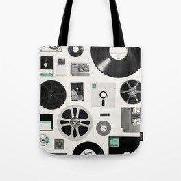 Data Tote Bag