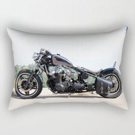 EIGHTIES HONDA CHOPPER Rectangular Pillow